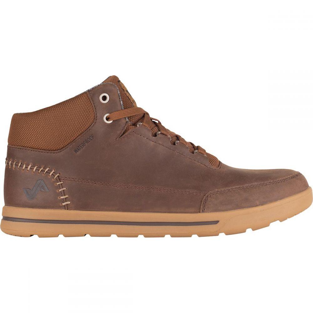 フォーセイク Forsake メンズ シューズ・靴 【Phil Mid Shoe】Walnut