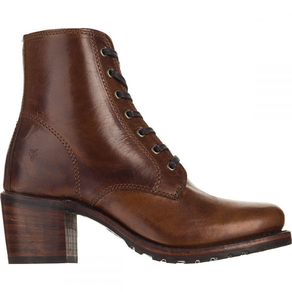 フライ Frye レディース ブーツ レースアップブーツ シューズ・靴【Sabrina 6G Lace Up Boot】Cognac