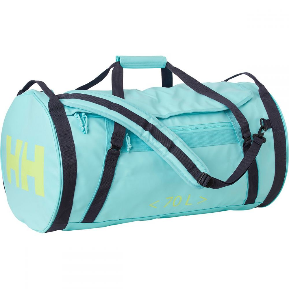 ヘリーハンセン Helly Hansen レディース ボストンバッグ・ダッフルバッグ バッグ【Duffel Bag 2 70L】Glacier Blue/Graphite Blue