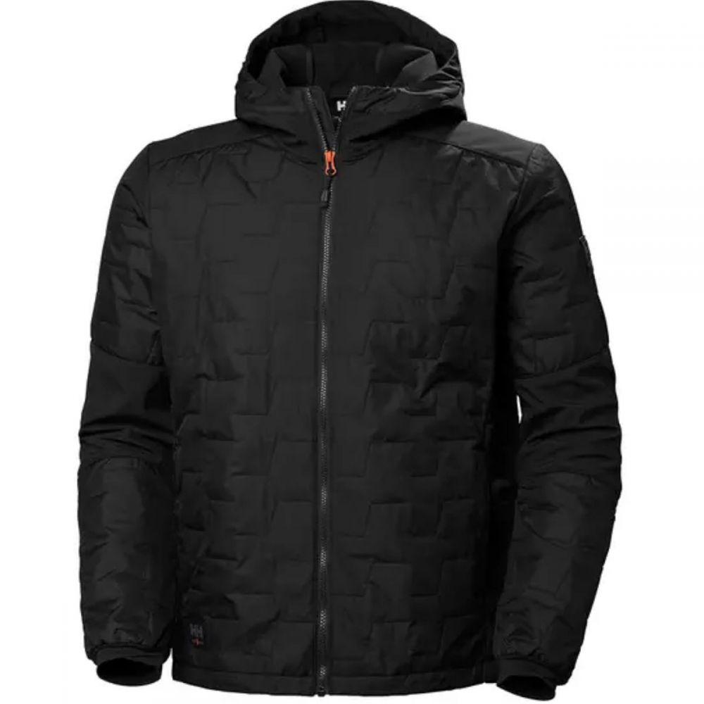 ヘリーハンセン Helly Hansen メンズ ジャケット フード アウター【Kensington Hooded Lifaloft Jacket】Black