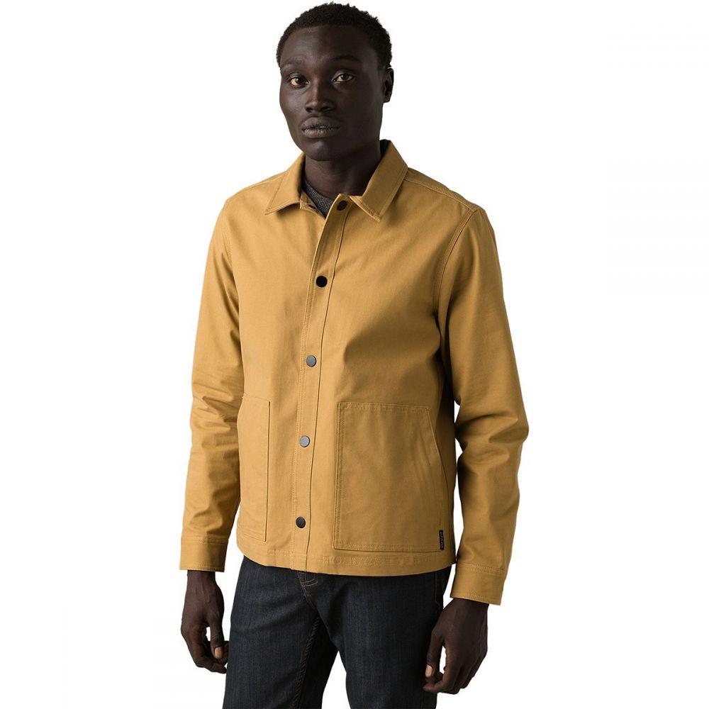 プラーナ Prana メンズ ジャケット アウター【Westside Jacket】Embark Brown