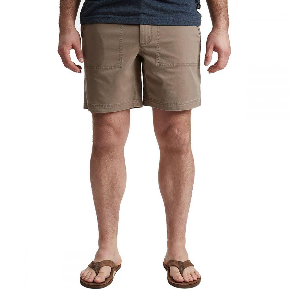 ホウラーブラザーズ Howler Brothers メンズ ショートパンツ ボトムス・パンツ【Clarksville Walk Short】Isotaupe