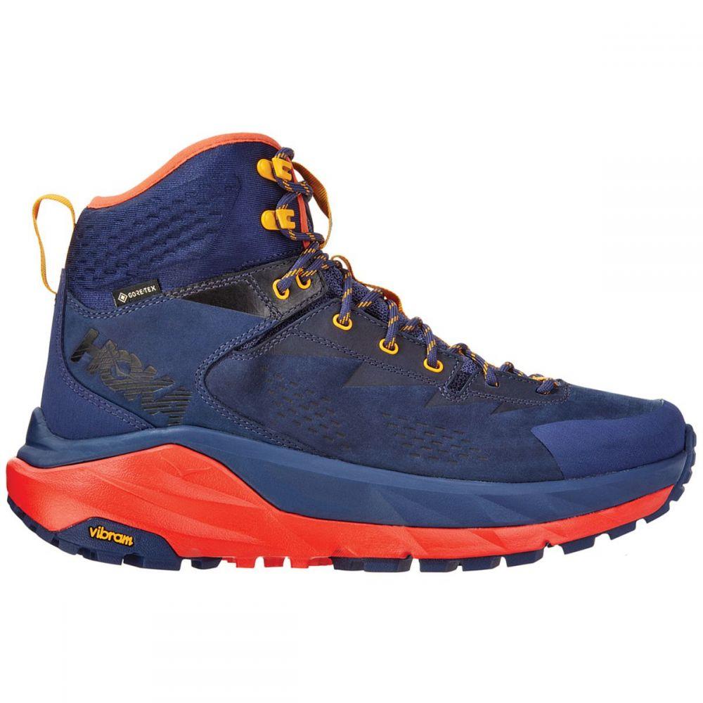 ホカ オネオネ HOKA ONE ONE メンズ ハイキング・登山 ブーツ シューズ・靴【Sky Kaha Hiking Boot】Black Olive/Green