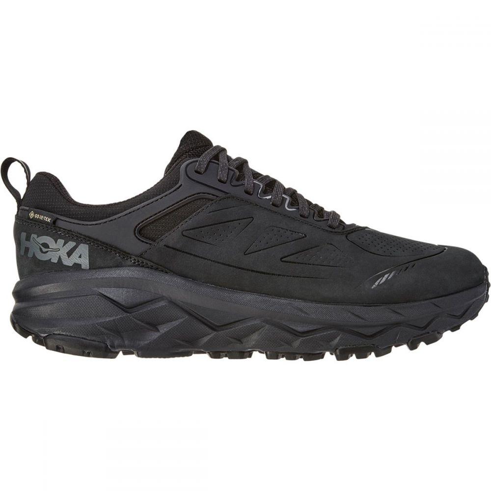 ホカ オネオネ HOKA ONE ONE メンズ ハイキング・登山 シューズ・靴【Challenger Low GTX Hiking Shoe】Black
