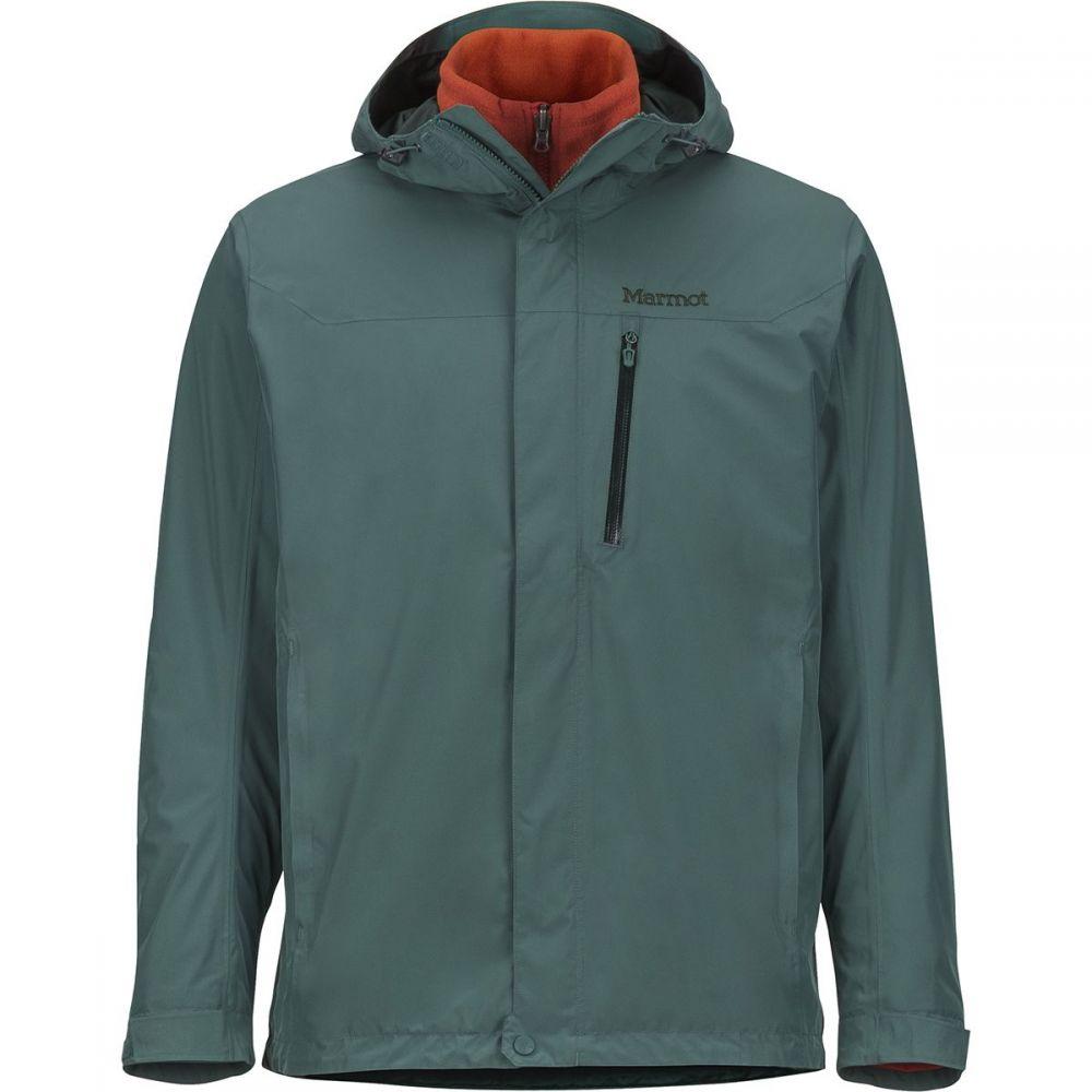マーモット Marmot メンズ ジャケット アウター【Ramble Component Jacket】Mallard Green
