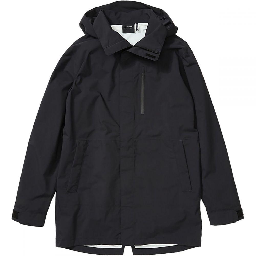 マーモット Marmot メンズ レインコート アウター【EVODry Kingston Jacket】Black
