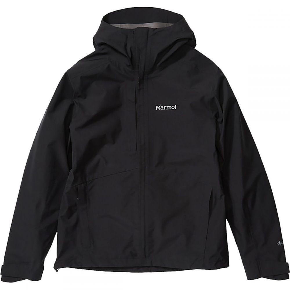 マーモット Marmot メンズ レインコート アウター【Minimalist Jacket】Black