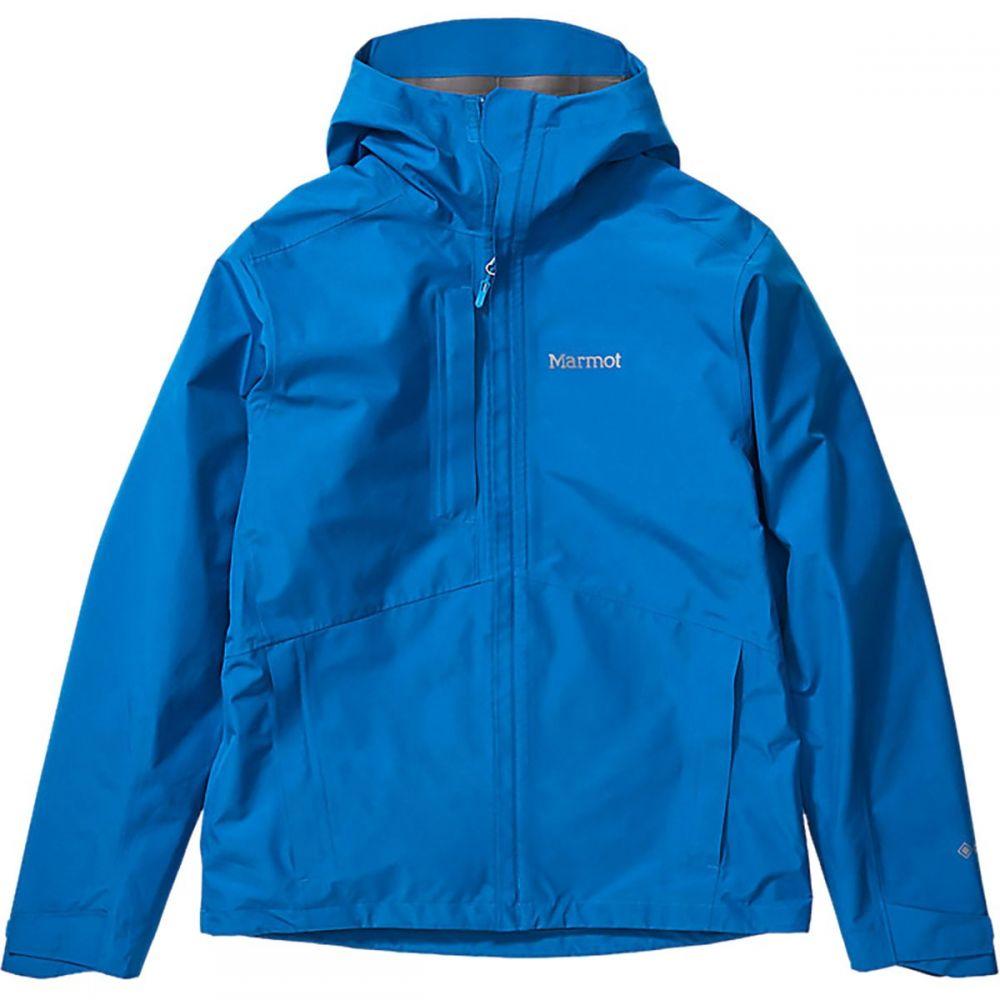 マーモット Marmot メンズ レインコート アウター【Minimalist Jacket】Classic Blue