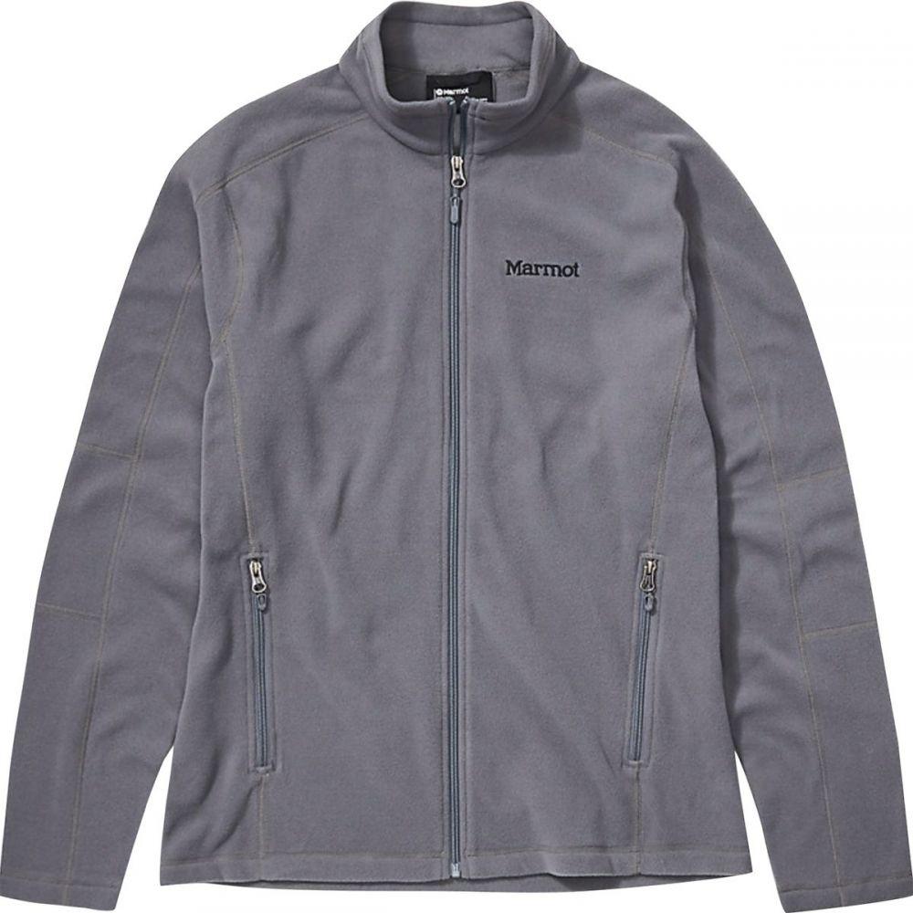 マーモット Marmot メンズ フリース トップス【Rocklin Fleece Jacket】Steel Onyx