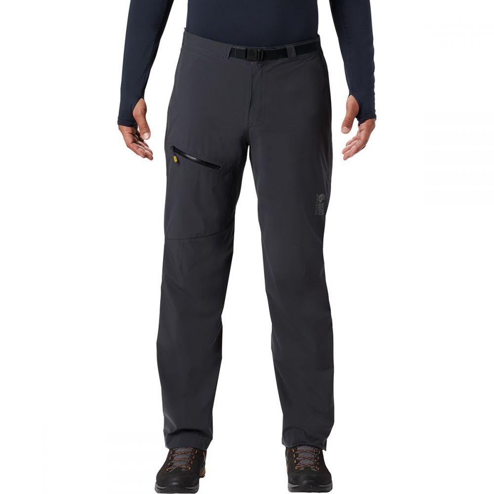 マウンテンハードウェア Mountain Hardwear メンズ ボトムス・パンツ 【Stretch Ozonic Pant】Dark Storm