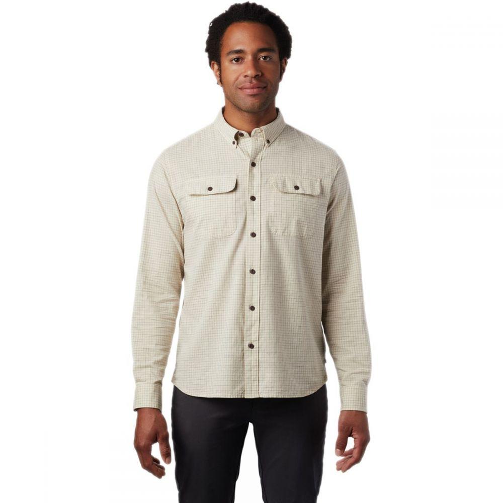 マウンテンハードウェア Mountain Hardwear メンズ シャツ トップス【Crystal Valley Long - Sleeve Shirt】Lightlands