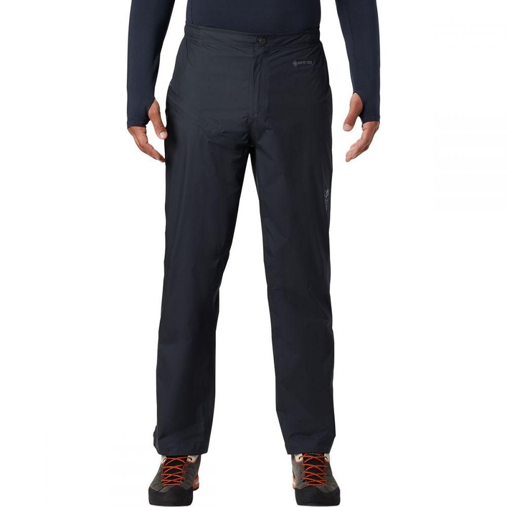 マウンテンハードウェア Mountain Hardwear メンズ ジャケット アウター【Exposure/2 Gore - Tex Paclite Plus Pant】Dark Storm
