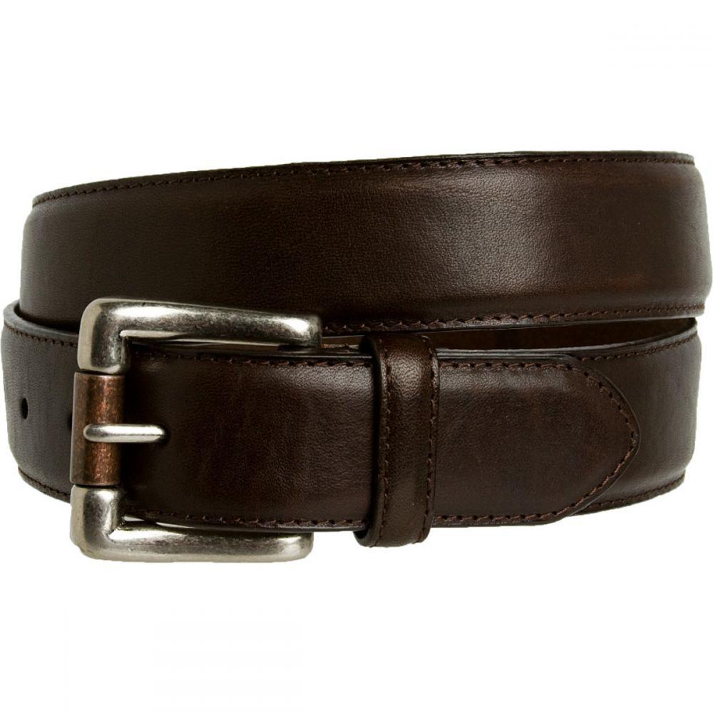 マウンテンカーキス Mountain Khakis メンズ ベルト 【Roller Belt】Brown