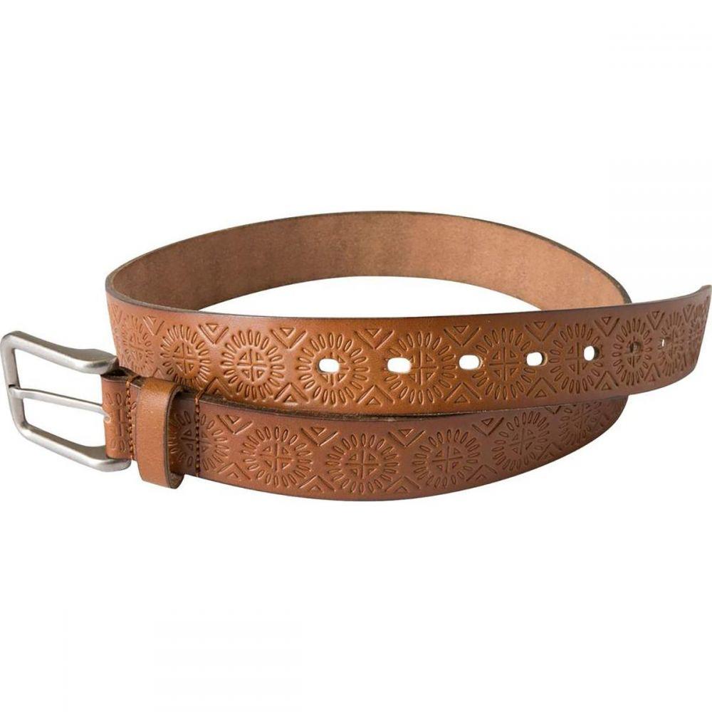 マウンテンカーキス Mountain Khakis メンズ ベルト 【Rattler Belt】Brown