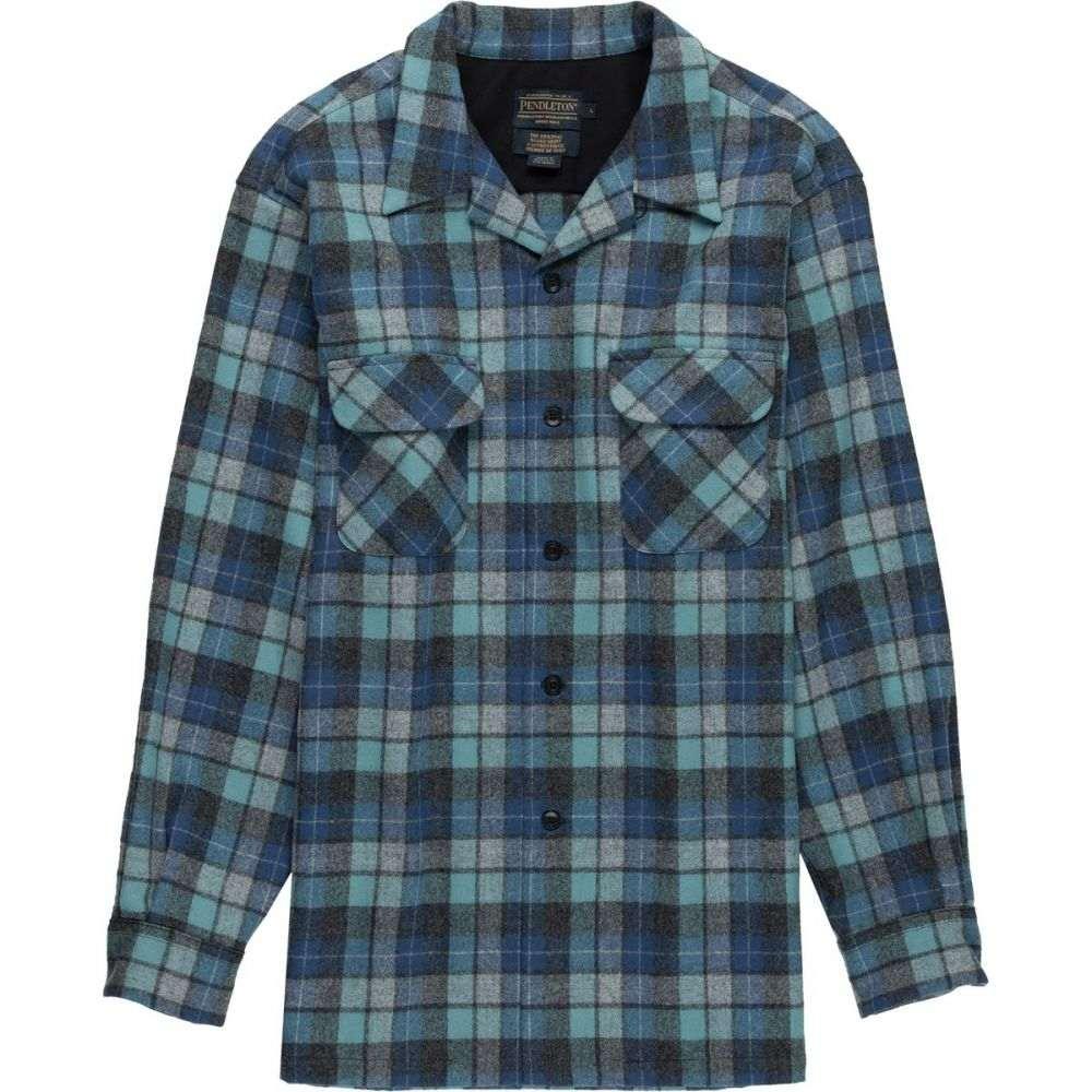 ペンドルトン Pendleton メンズ シャツ トップス【Board Shirt】Blue Original Surf Plaid
