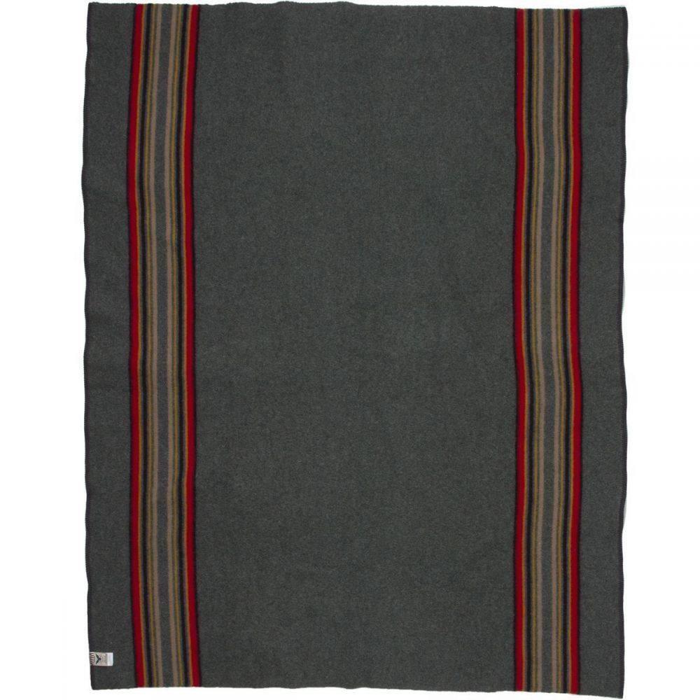 ペンドルトン Pendleton レディース 雑貨 ブランケット【Yakima Camp Throw Blanket】Green Heather