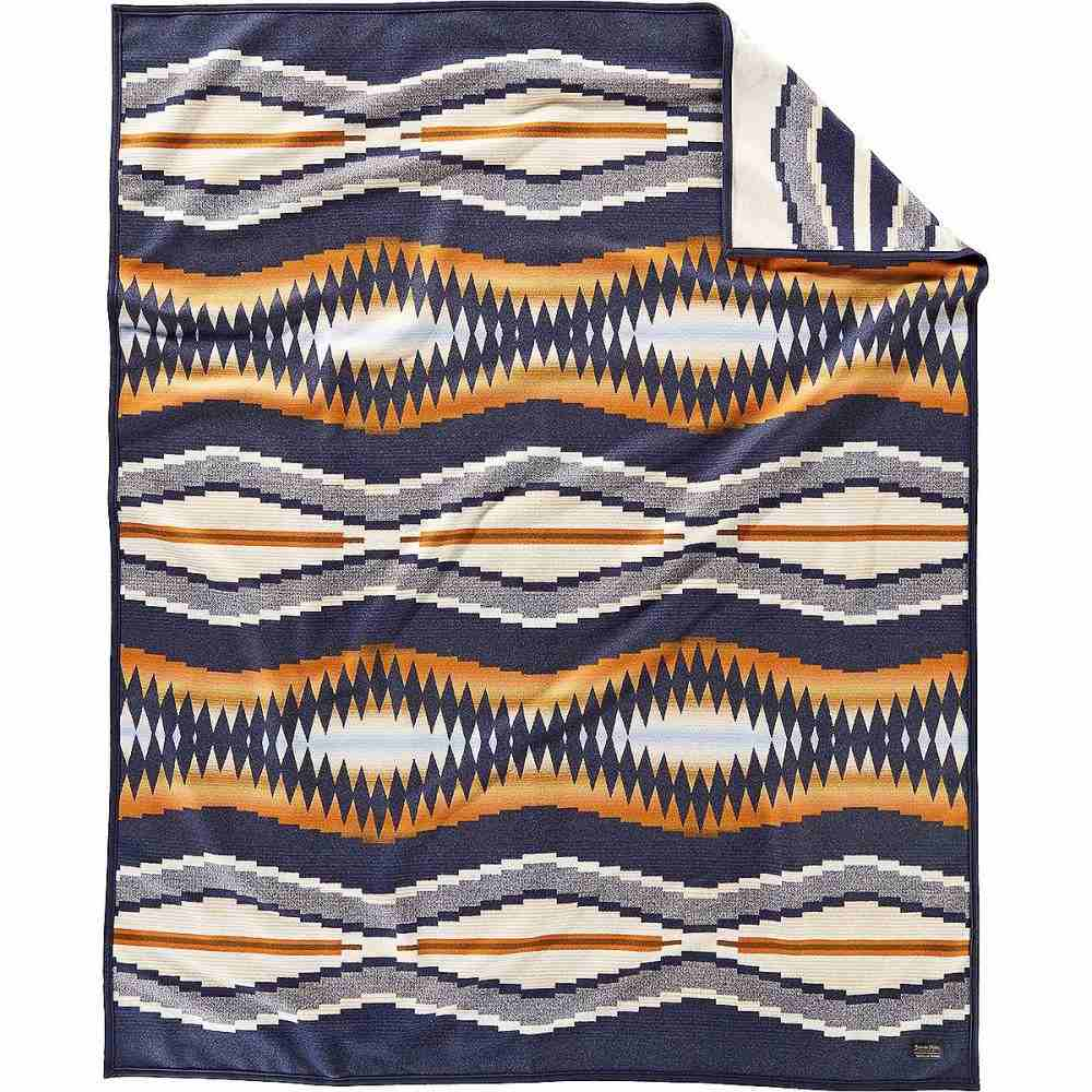 ペンドルトン Pendleton レディース 雑貨 ブランケット【PWM Unnapped Jacquard Blanket Robe】Crescent Bay