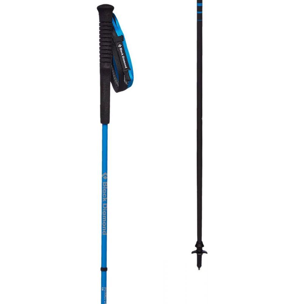 ブラックダイヤモンド Black Diamond レディース ハイキング・登山 登山ストック ポール【Distance Carbon Trekking Poles】Ultra Blue