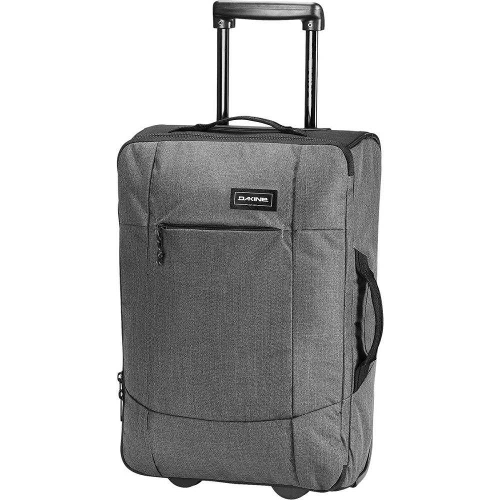 ダカイン DAKINE レディース スーツケース・キャリーバッグ バッグ【Carry On EQ 40L Roller Bag】Carbon