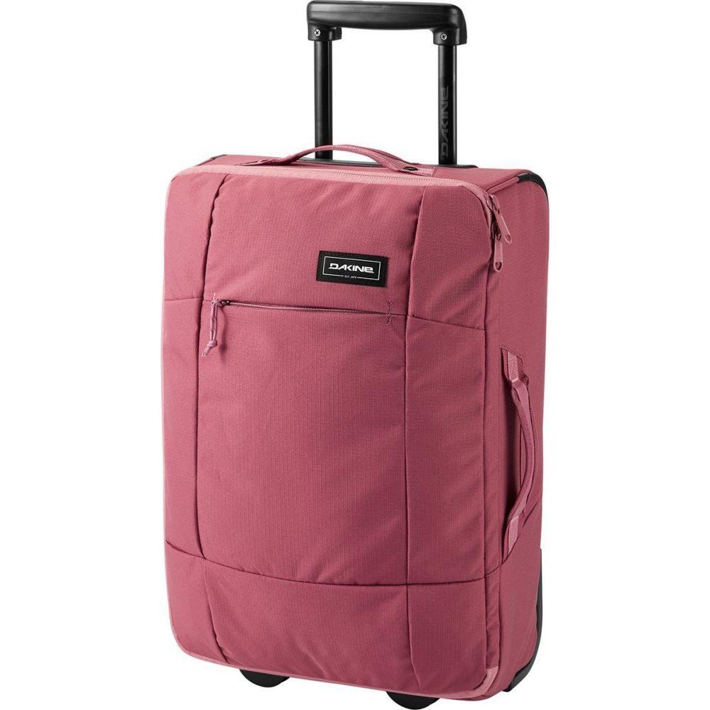 ダカイン DAKINE レディース スーツケース・キャリーバッグ バッグ【Carry On EQ 40L Roller Bag】Faded Grape