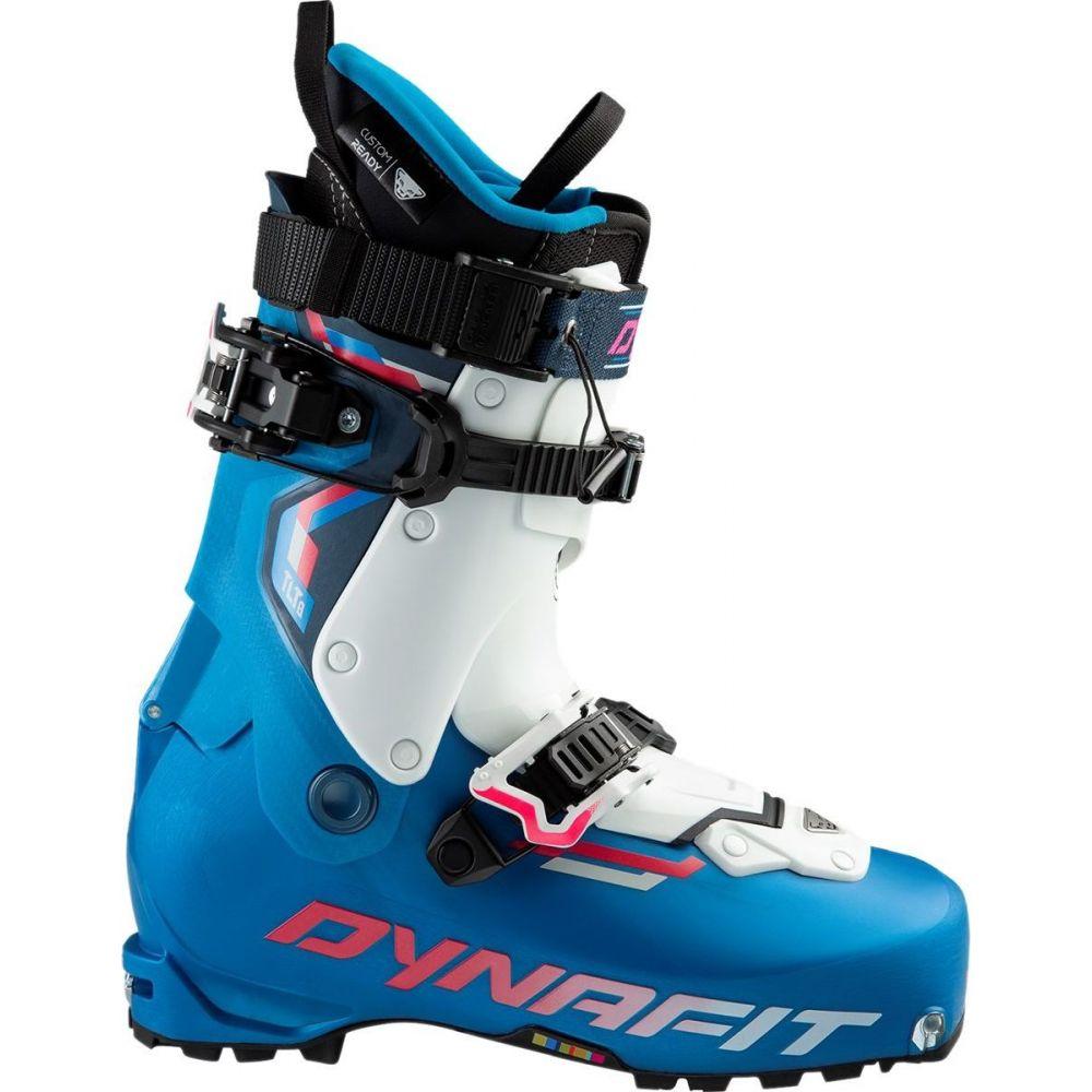 ダイナフィット Dynafit レディース スキー・スノーボード ブーツ シューズ・靴【TLT8 Expedition CR Boot】Methyl Blue/Lipstick