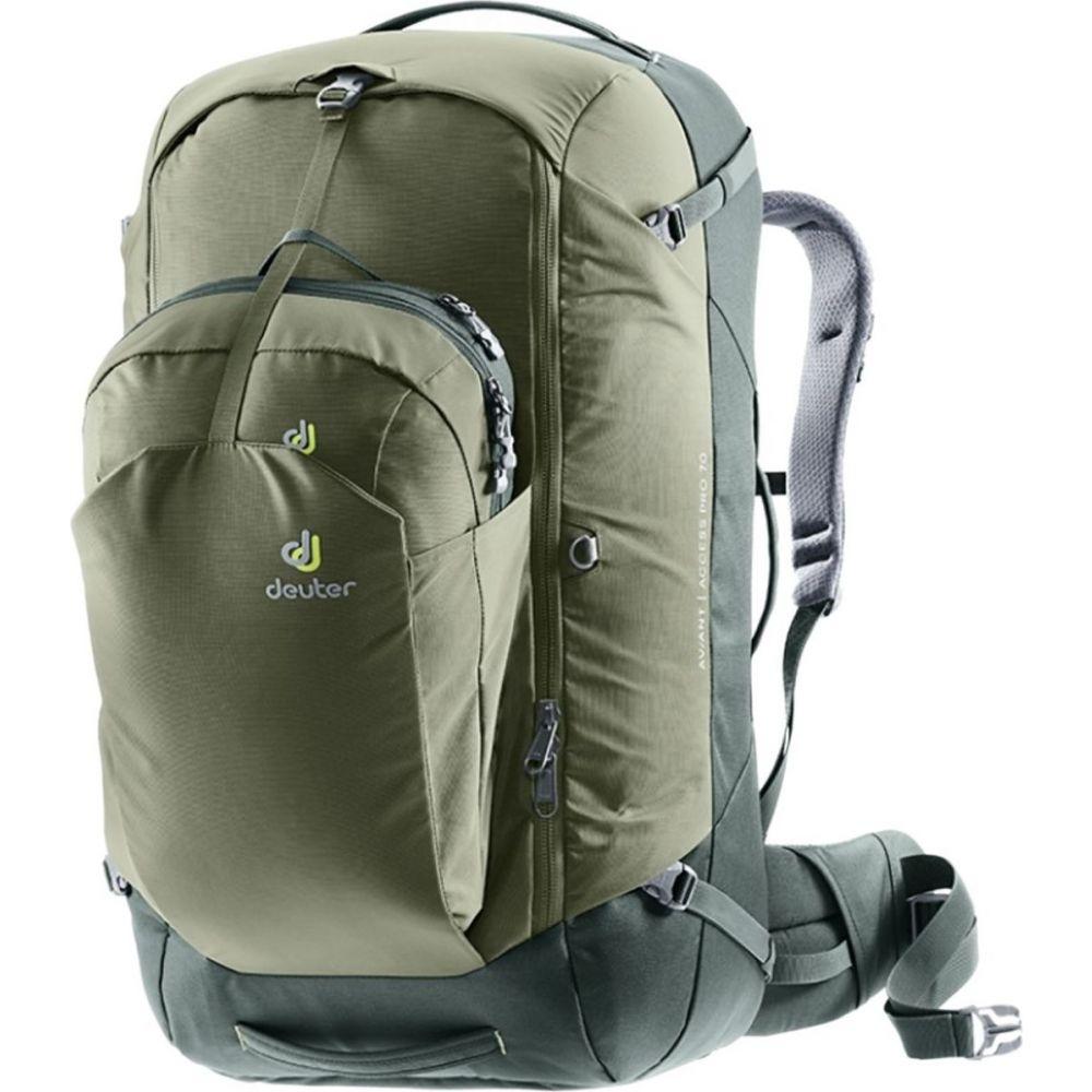 ドイター Deuter レディース バックパック・リュック バッグ【Aviant Access Pro 70L Backpack】Khaki-Ivy