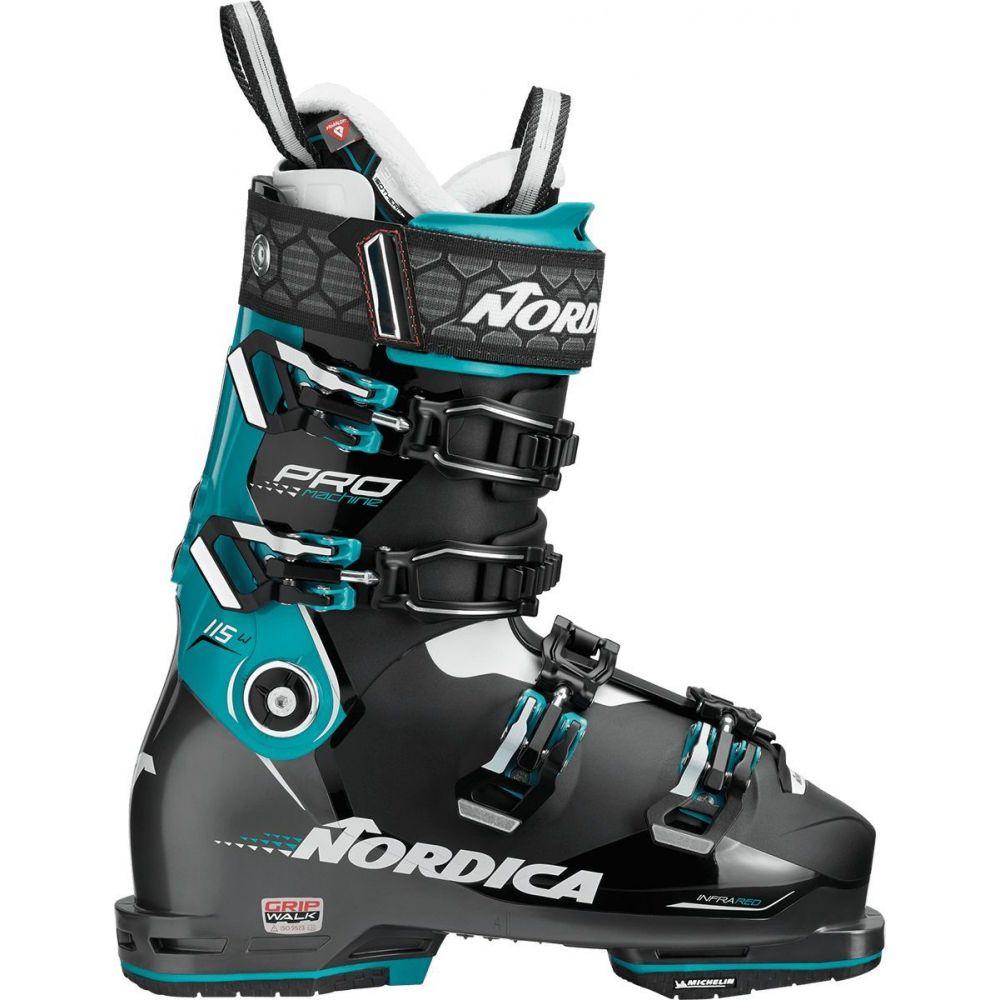 ノルディカ Nordica レディース スキー・スノーボード ブーツ シューズ・靴【Promachine 115 Ski Boot】Black/Blue