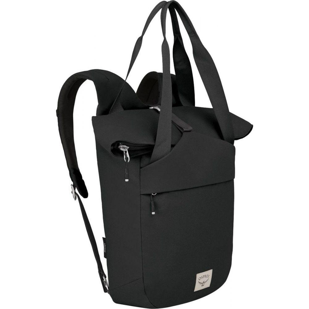 オスプレー Osprey Packs レディース バックパック・リュック バッグ【Arcane Tote Pack】Stonewash Black