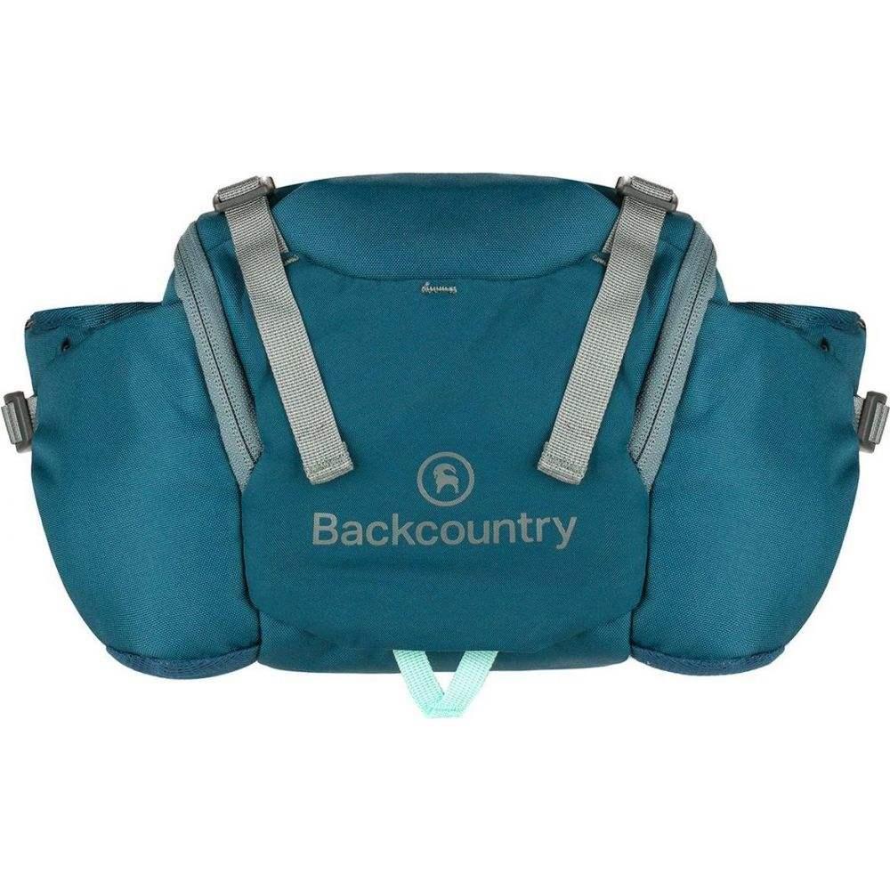 バックカントリー Backcountry レディース ボディバッグ・ウエストポーチ ウエストバッグ バッグ【Mid Mountain 2L Hip Pack】Legion Blue