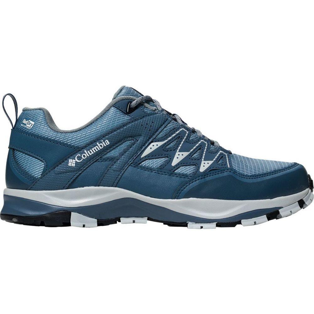 コロンビア Columbia レディース ハイキング・登山 シューズ・靴【Wayfinder Outdry Hiking Shoe】Dark Mirage/Monument