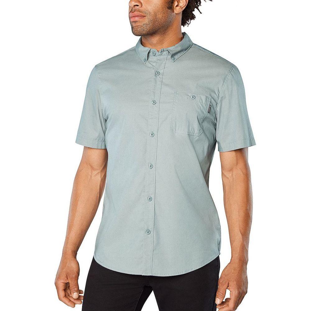 ダカイン DAKINE メンズ 半袖シャツ トップス【Mosier Woven Short - Sleeve Shirt】Lead
