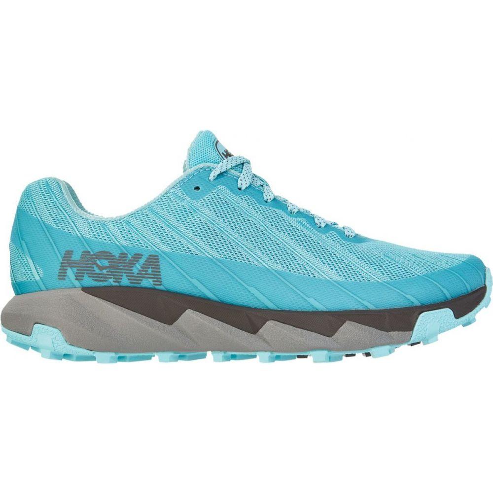 ホカ オネオネ HOKA ONE ONE レディース ランニング・ウォーキング シューズ・靴【Torrent Trail Run Shoe】Antigua Sand/Dark Gull Grey