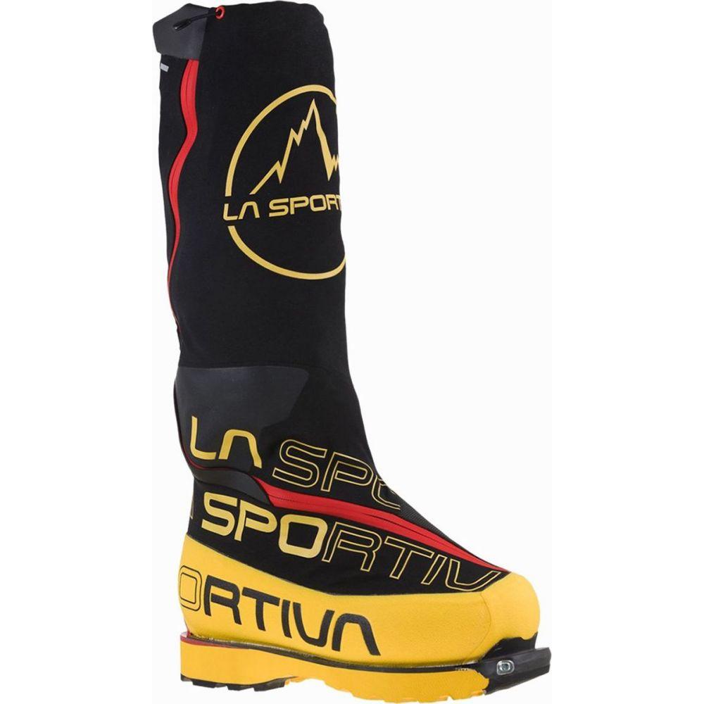 ラスポルティバ La Sportiva メンズ ハイキング・登山 登山靴 シューズ・靴【Olympus Mons Cube Mountaineering Boot】Yellow/Black