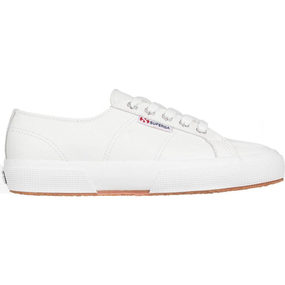スペルガ Superga レディース スニーカー シューズ・靴【2750 Nappaleaw Shoe】White
