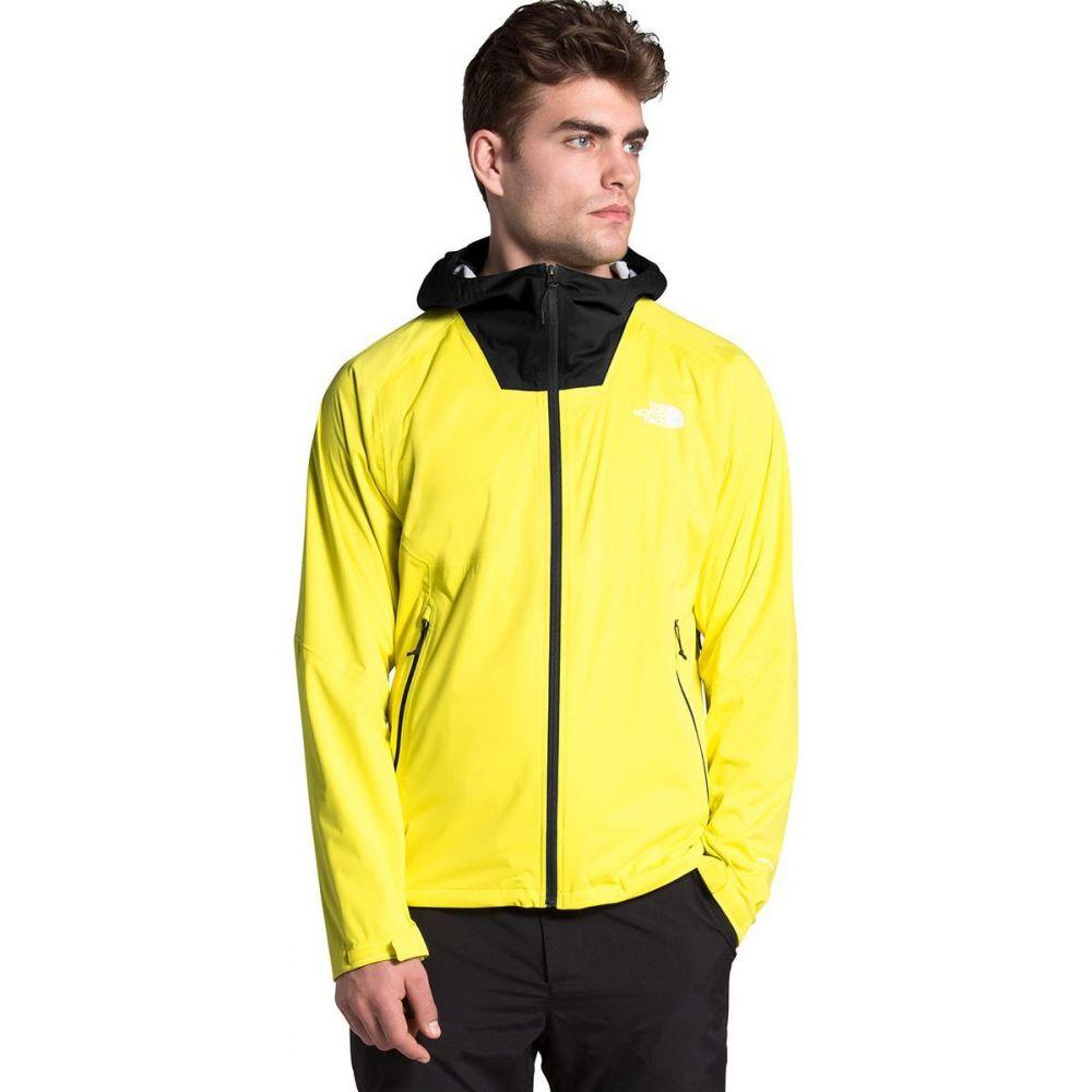 ザ ノースフェイス The North Face メンズ レインコート アウター【Allproof Stretch Jacket】Tnf Lemon/Tnf Black