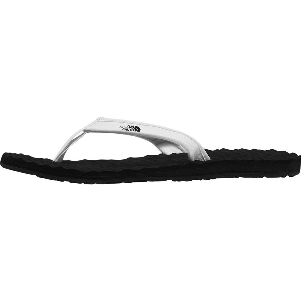 ザ ノースフェイス The North Face レディース ビーチサンダル シューズ・靴【Base Camp Mini II Flip Flop】TNF White/TNF Black
