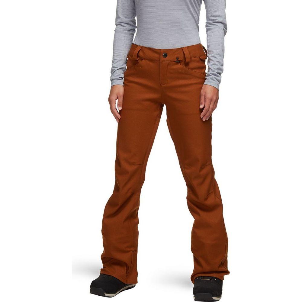 ボルコム Volcom レディース スキー・スノーボード ボトムス・パンツ【Species Stretch Pant】Copper