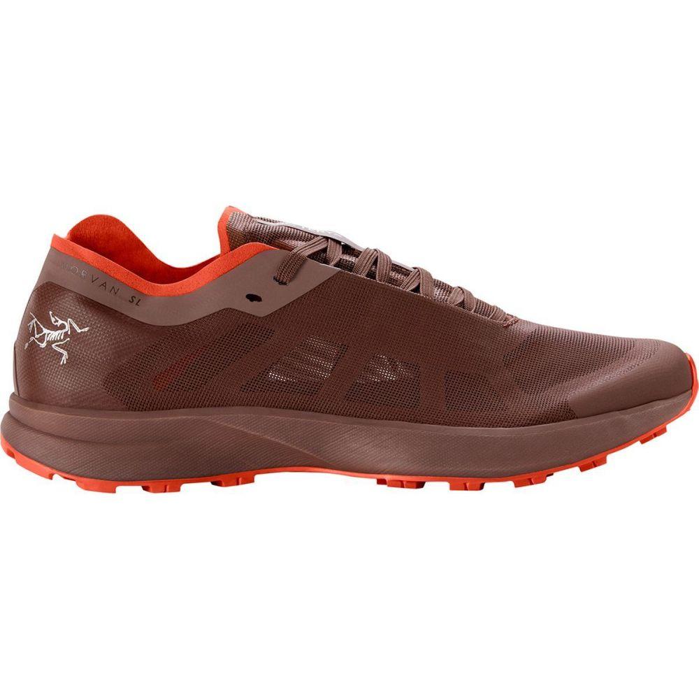 アークテリクス Arc'teryx レディース ランニング・ウォーキング シューズ・靴【Norvan SL Running Shoe】Inertia/Astro Eden
