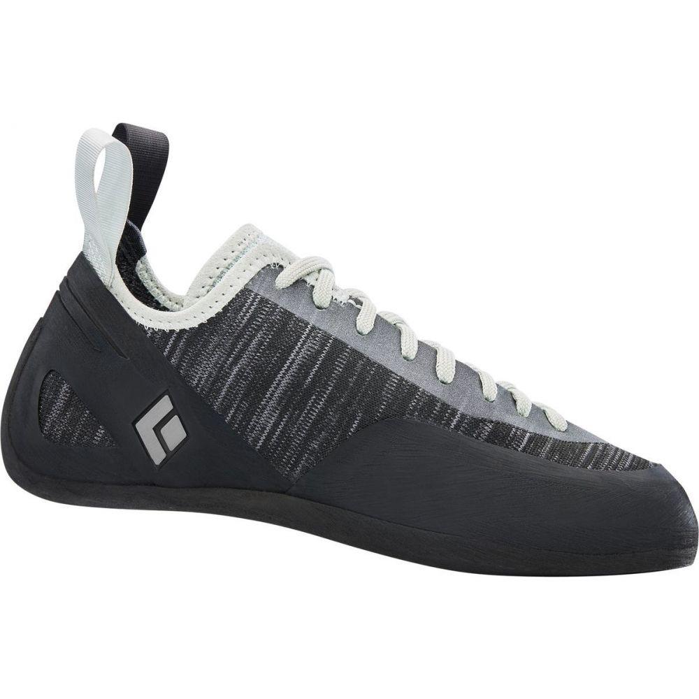 ブラックダイヤモンド Black Diamond レディース クライミング シューズ・靴【Momentum Lace Climbing Shoe】Ash