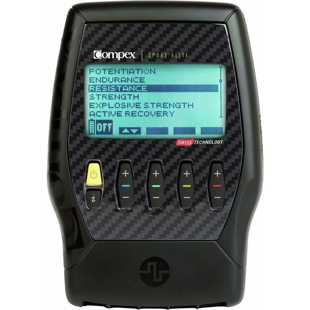 コンペックス Compex レディース フィットネス・トレーニング 【Sport Elite 2.0 Muscle Simulator Kit】One Color
