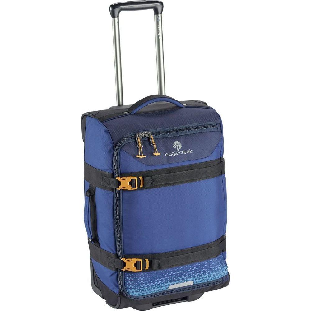 エーグルクリーク Eagle Creek レディース スーツケース・キャリーバッグ バッグ【Expanse Wheeled Duffel International Carry On Bag】Twilight Blue