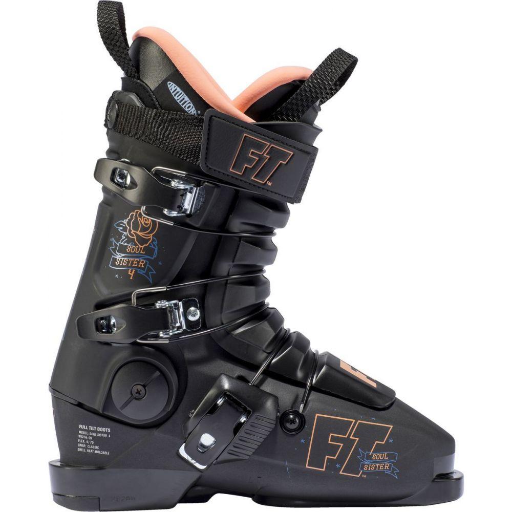 フルティルト Full Tilt レディース スキー・スノーボード ブーツ シューズ・靴【Soul Sister 4 Ski Boot】Black