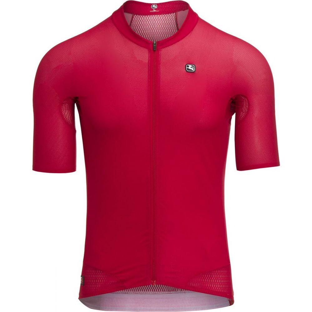 ジョルダーノ Giordana メンズ 自転車 ショートパンツ トップス【FR - C Short - Sleeve Pro Lyte Jersey】Watermelon Red