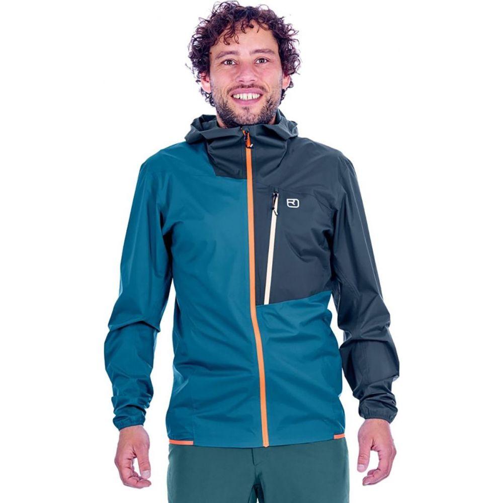 オルトボックス Ortovox メンズ ジャケット アウター【Civetta 2.5L Jacket】Blue Lake