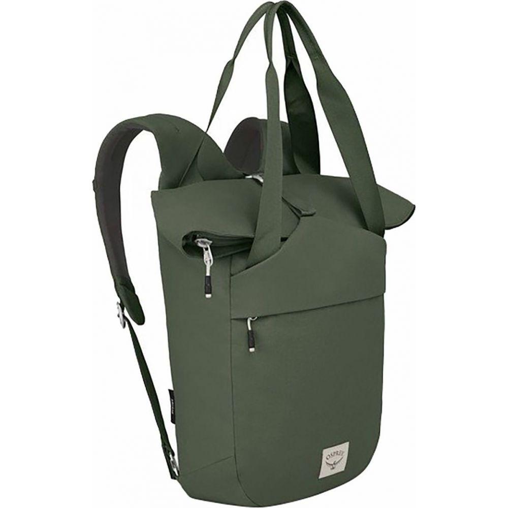 オスプレー Osprey Packs レディース バックパック・リュック バッグ【Arcane Tote Pack】Haybale Green