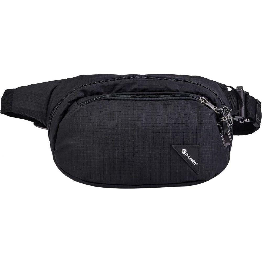 パックセーフ Pacsafe レディース ボディバッグ・ウエストポーチ ウエストバッグ バッグ【Vibe 100 4L Hip Pack】Jet Black