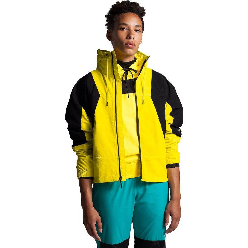 ザ ノースフェイス The North Face レディース ジャケット ウィンドブレーカー アウター【Peril Wind Jacket】Tnf Lemon/Tnf Black