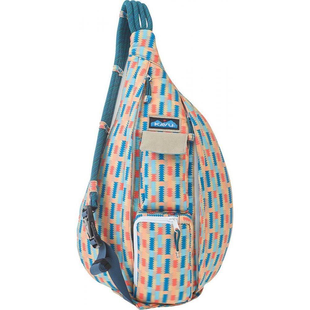 カブー KAVU レディース ボディバッグ・ウエストポーチ バッグ【Ropeable Sling Bag】Road Runner