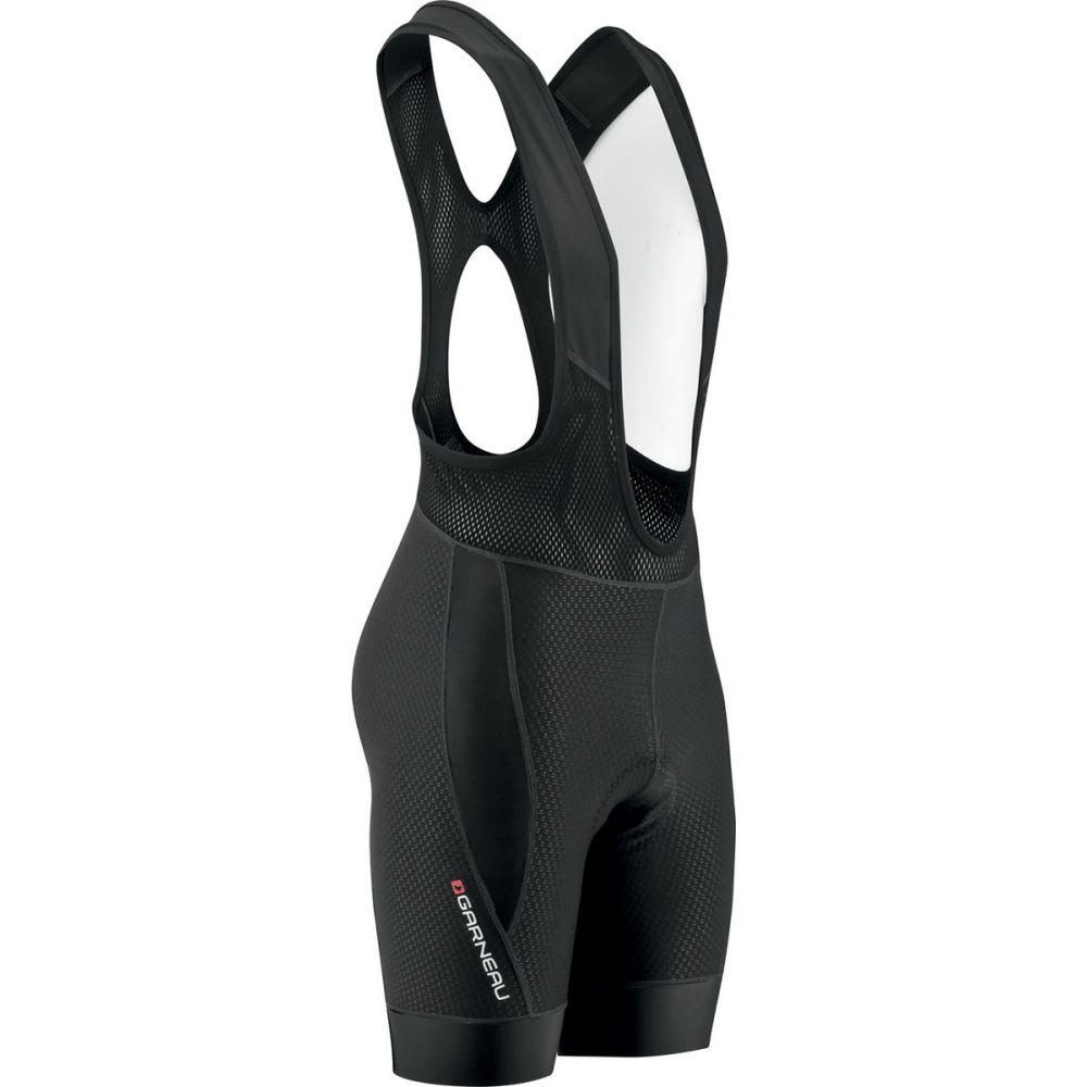 ルイガノ Louis Garneau メンズ 自転車 ビブパンツ ショートパンツ ボトムス・パンツ【CB Carbon 2 Bib Shorts】Black