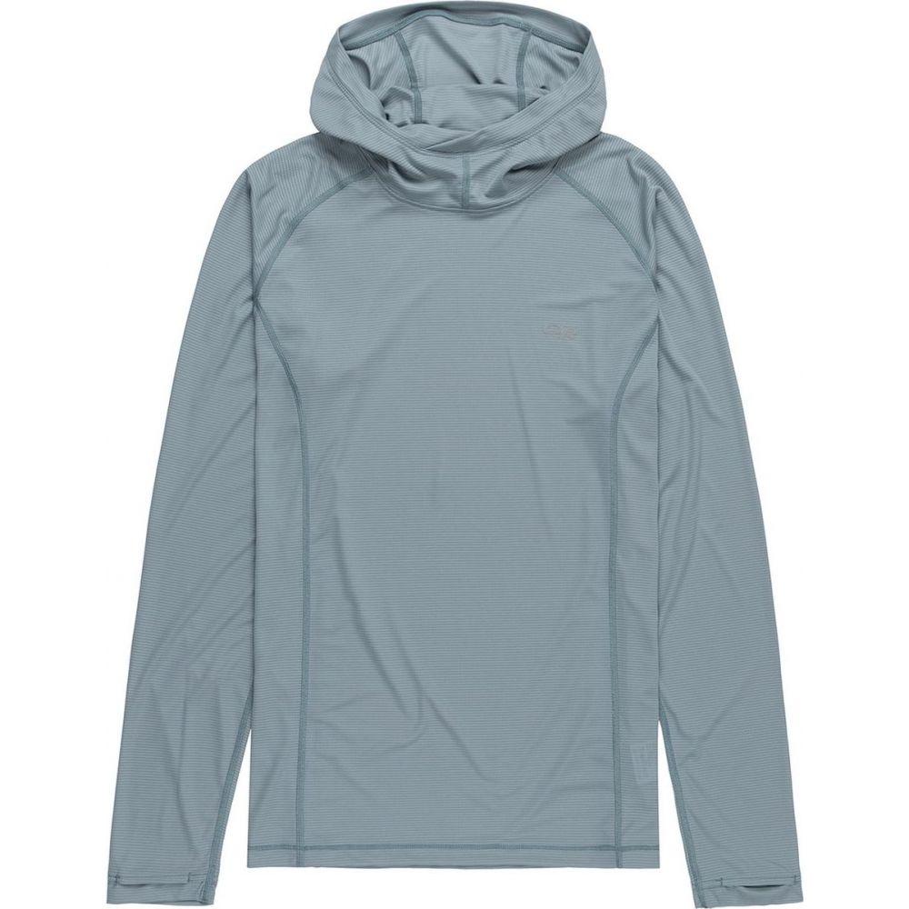 アウトドアリサーチ Outdoor Research メンズ フィットネス・トレーニング トップス【Echo Hooded Long - Sleeve Shirt】Lead 2